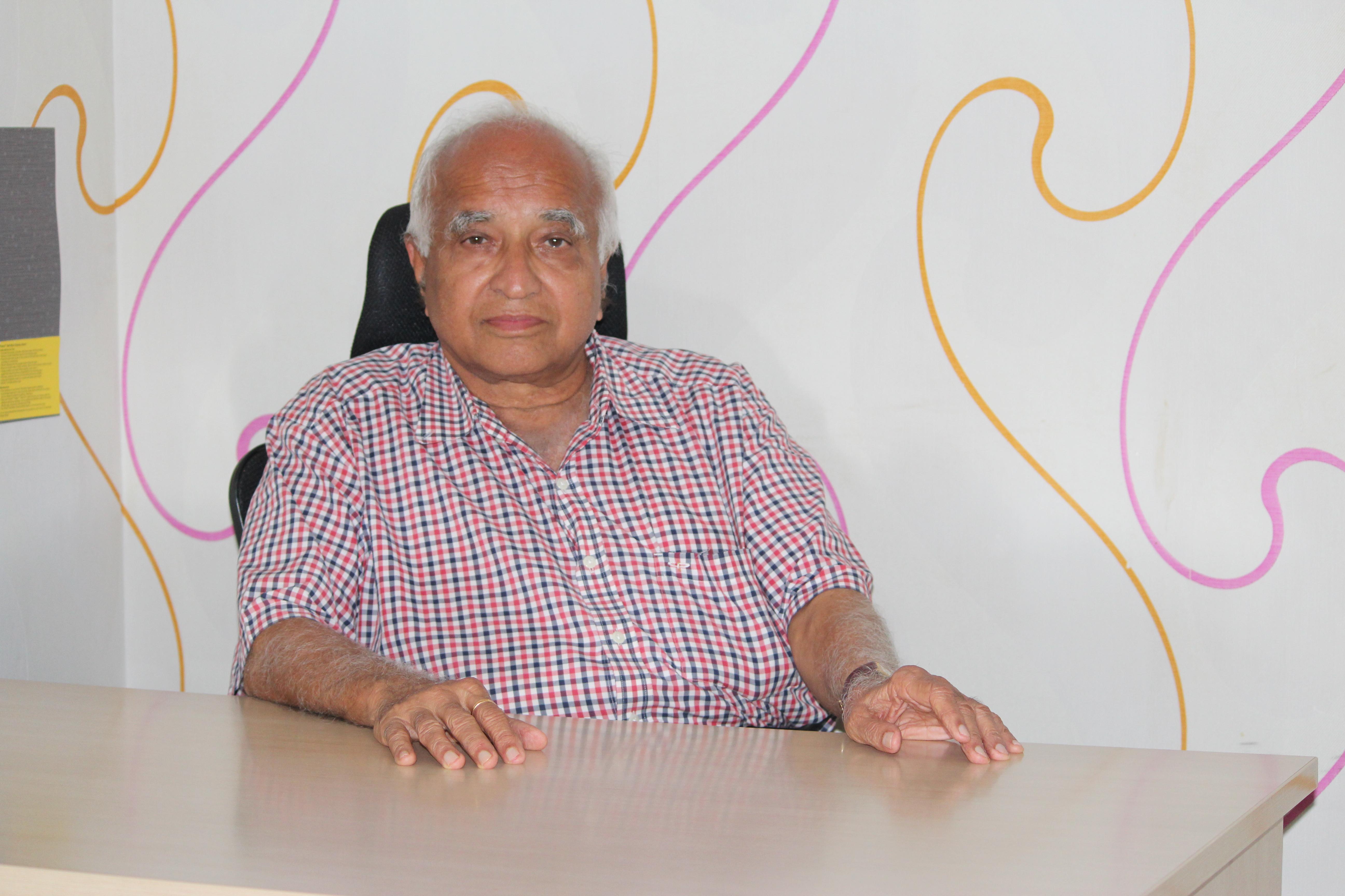 Mr. Suresh Patravali